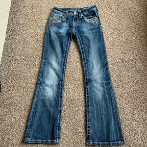 Miss Me Jeans Girls 8